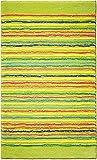 ESPRIT Badteppich Cool Stripes - lime - 70 x 120 cm