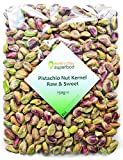 Pistachio Nuts Kernels 150g Grade No.1 Raw Shelled Pistachios Unsalted Pistachios Kernels Ideal for Pistachio Snacks or Desserts Cakes & Pudding an Everyday Superfood