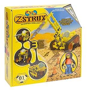Zoob - Z-Strux perforador escorpión (Juratoys 0Z15020TL)