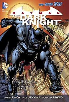 Batman: The Dark Knight Vol. 1: Knight Terrors (The New 52) (Batman: The Dark Knight series) by [Finch, David]