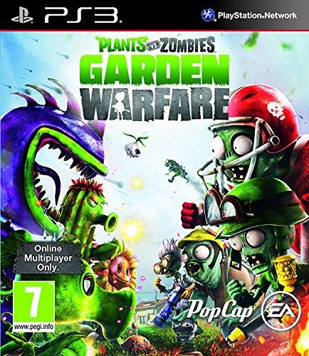 Plants Vs Zombies Garden Warfare (PS3) (輸入版)