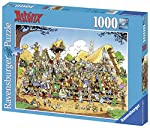 Ravensburger - Puzzle - Photo De Famille - Asterix - 1000 Pi ces