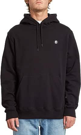 Volcom Men's Sngl STN P/O Hooded Sweatshirt
