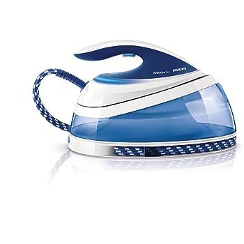 Philips GC7610/20 PerfectCare Pure Sistema Stirante con Tecnologia OptimalTemp, fino a 5 Bar di Pressione della Pompa, Colpo Vapore 180 gr, Serbatoio 1.5 L