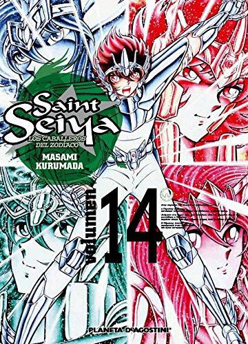 Saint Seiya nº 14/22: Los caballeros del zodíaco por Masami Kurumada