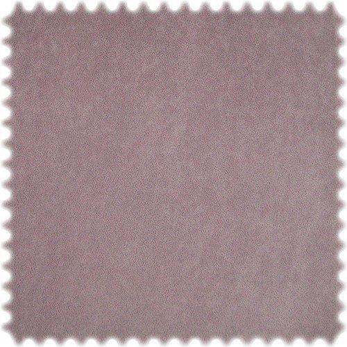 polstereibedarf-online AKTION Original Microfibres® Flockvelours Möbelstoff LONGLIFE Soft Pastell Violett