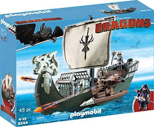 PLAYMOBIL 9244 - Dragos Schiff