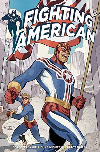 Preisvergleich Produktbild Fighting American Volume 1