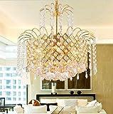 Gowe Leuchten Kristall Anhänger Lichter lustres plafonniere D40Leuchten plafonniers modernen lustres Anhänger Lampen Cristal abajur