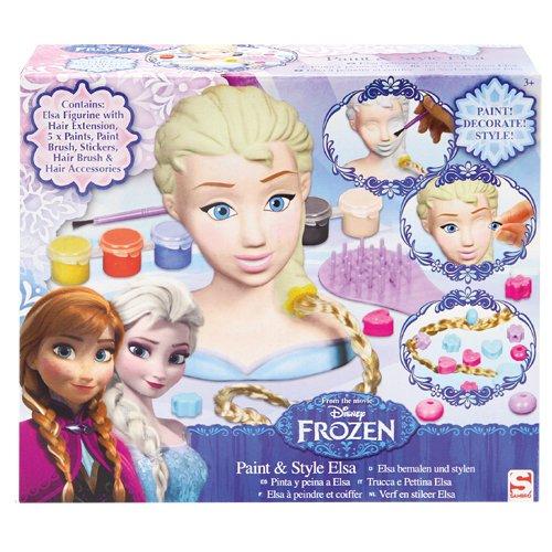 Sambro-Joyero-con-diseo-de-Frozen-Elsa-pintura-y-estilo-cabeza