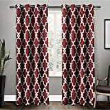 Best Home Fashion Thermal Blackout Curtains - Exclusive Home Curtains Ironwork Sateen Woven Blackout Thermal Review