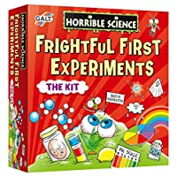 Galt Toys 1105470 Horrible Science, Frightful First Experiments