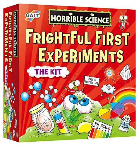 Galt Toys Schreckliche Wissenschaft-Set, beängstigende erste Experimente