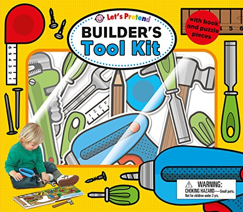 Box Tool Us-general (Let's Pretend Builders Tool Kit: With Book and Press-Out Pieces (My Press-out Treasure Hunt))