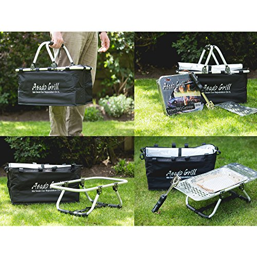 61Enk2NEEoL - B³ Design ASADOHOLIDAY1 Asado Holiday Barbeque Hamper Kit