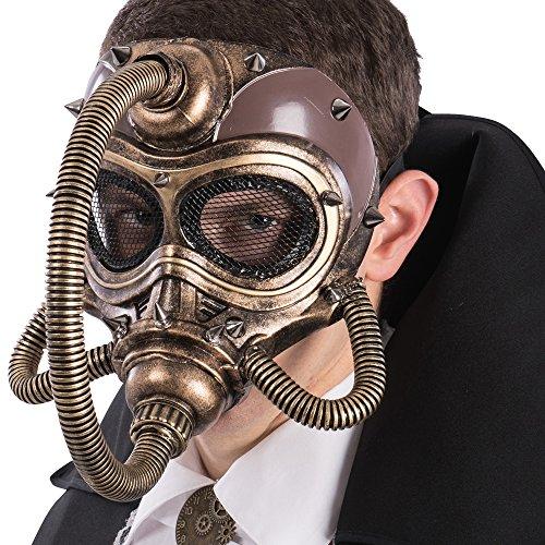 Máscara con respirador <Pandemia>