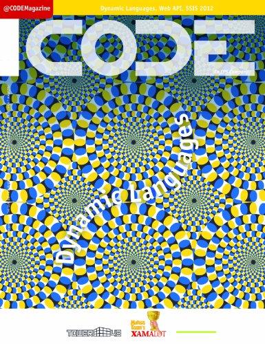 CODE Magazine - 2012 May/Jun (Ad-Free!) (English Edition)