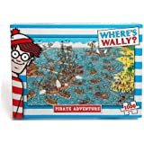 Where's Wally Jigsaw Puzzle Pirate Adventure, 1000 Pieces
