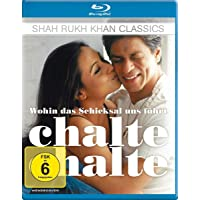 Wohin das Schicksal uns führt - Chalte Chalte (Shah Rukh Khan Classics) [Blu-ray]
