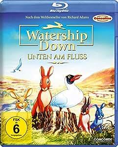 Watership Down - Unten am Fluss [Blu-ray]