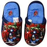 Hausschuhe Avengers Marvel Clog Schuhe babuccie von 27bis 34–av61101_ 2 27/28 himmelblau
