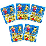 100 Water Bomb Balloons (5 packs of 20)