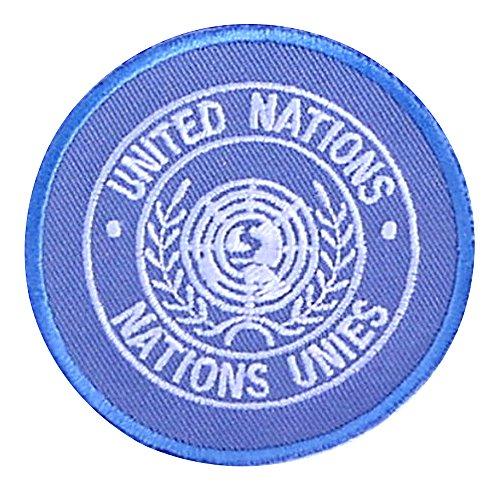 (A. Blöchel Viele verschiedene Stoffabzeichen Deutschland Bundeswehr US Army US Airforce Landesflaggen Dienstgradabzeichen (Vereinte Nationen (UN)))