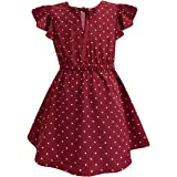 A.T.U.N Polyester Skater Fit & Flare Casual Dress
