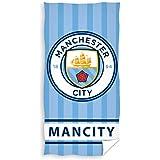 MCFC Offizielles Manchester City 2021 Fu/ßballkalender und Schal Geschenk-Set