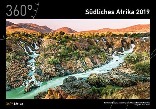 360° Südliches Afrika Kalender 2019