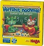 Haba 302104 - Verfühlt Nochmal! Zahlen und Mengen, Lernspiel
