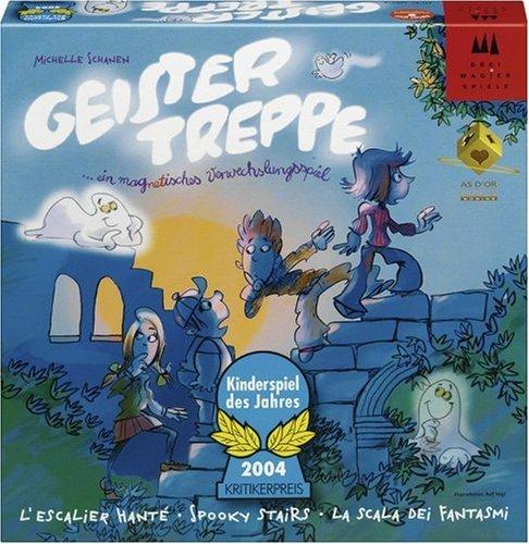 Drei Magier Spiele Drei Magier Spiele 40811 - Geistertreppe, Kinderspiel des Jahres 2004