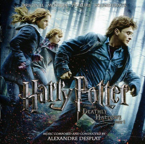 Harry Potter und die Heiligtümer des Todes, Teil 1 (Harry Potter And The Deathly Hallows, Part 1) (Audio-cd Harry Uk Potter)