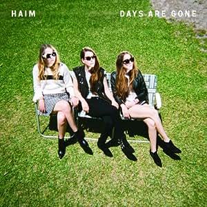 DAYS ARE GONE - HAIM [VINYL]