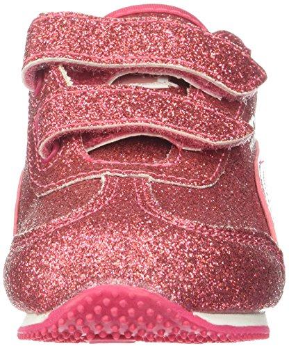 Puma Kids Whirlwind Glitz V Sneaker Love Potion-love Potion
