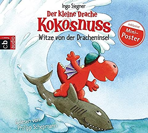 Der kleine Drache Kokosnuss - Witze von der Dracheninsel: Band 1 (Taschenbücher, Band 2)