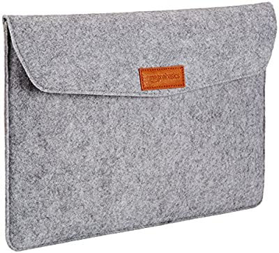 AmazonBasics Felt Laptop Sleeve - low-cost UK light store.