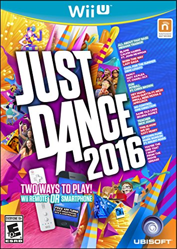 Just Dance 2016 - Wii U by Ubisoft