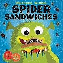 Spider Sandwiches