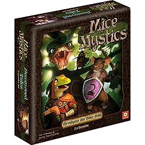 Asmodee MIMY03 Mice et Mystics Extension 2 – Juego de Mesa de Madera