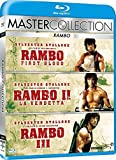 Rambo Trilogy: Master Collection - Blu-r...