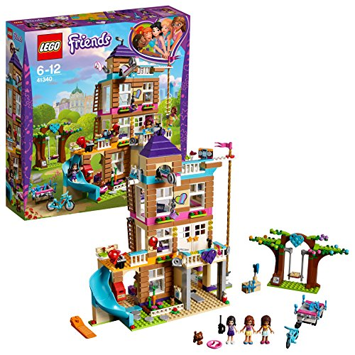 LEGO UK 41340 Friendship House Building Block Best Price and Cheapest