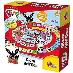 Lisciani Giochi 75850 Bing - Juego de oca