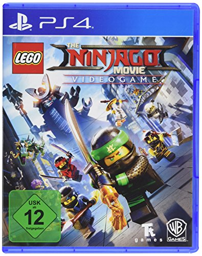 The LEGO NINJAGO Movie Videogame - [PlayStation 4] (Ps4 Spiele Video-spiele)