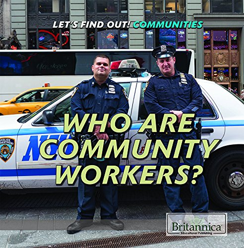 Drei Kostüm Menschen - Who Are Community Workers? (Let's Find Out!)