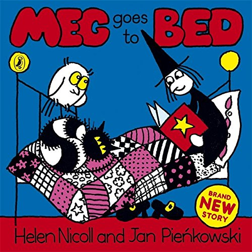 Meg Goes to Bed (Meg and Mog) por Helen Nicoll