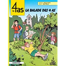 Les 4 as, Tome 43 : La balade des 4 as