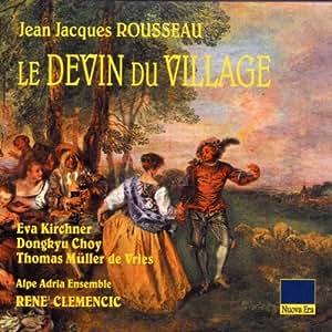 Le Devin Du Village [Import anglais]