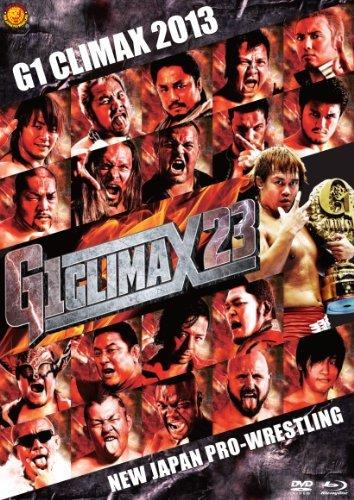 Wrestling (N.J.W.) - G1 Climax 2013 (2DVDS+BD) [Japan DVD] TCED-1960