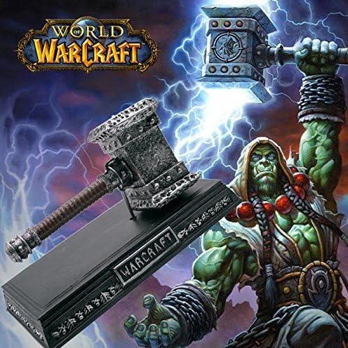 Marteau de Thrall dans dans Thrall Warcraft réplique miniature en résine B07CP3SMCW 5464cc
